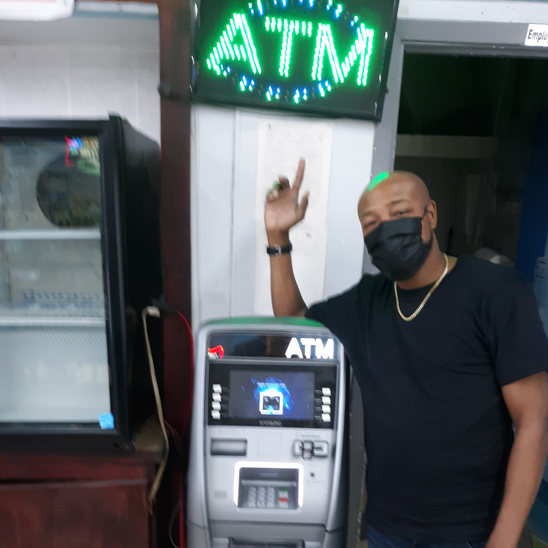How & Why I Bought My First ATM Machine?